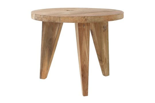 Table basse Elan en teck taille S