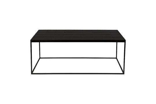 Table Basse Glazed Noire Détouré