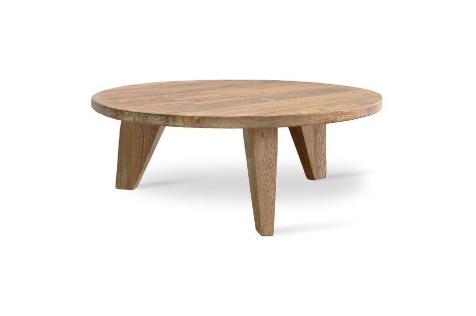 Table basse Greffeil en bois HK Living