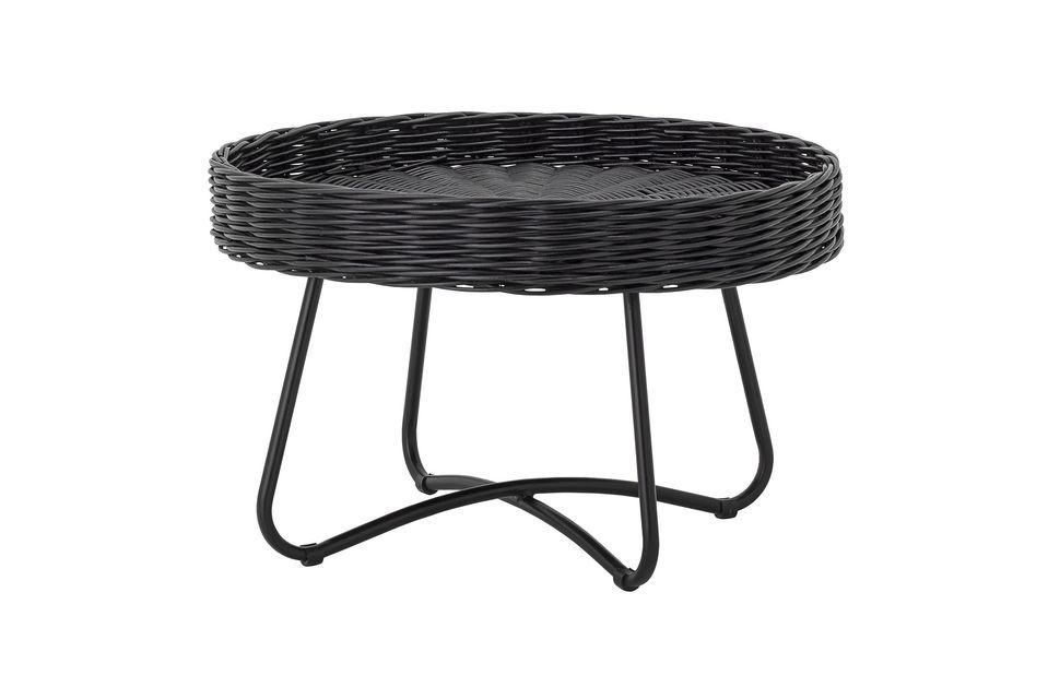 Une table basse qui allie vintage et modernité
