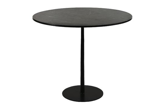 Table Bistro noire Détouré