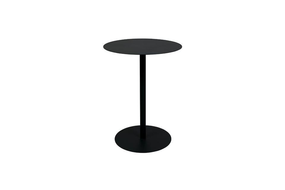 Table Bistro Snow noire