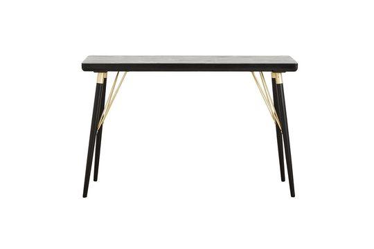 Table console en bois Pulligny Détouré