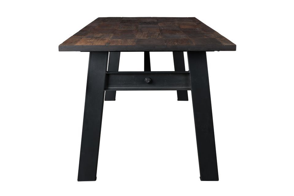 Table Crude en bois - 8