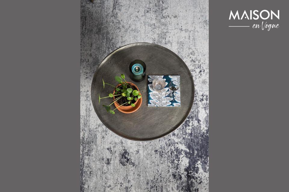 Une table d'appoint inspirée des tables à thé marocaines