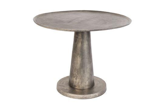 Table d'appoint Brute en nickel Détouré