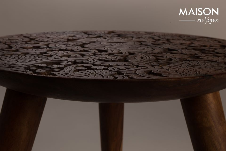 Table d'appoint By Hand taille L - 5