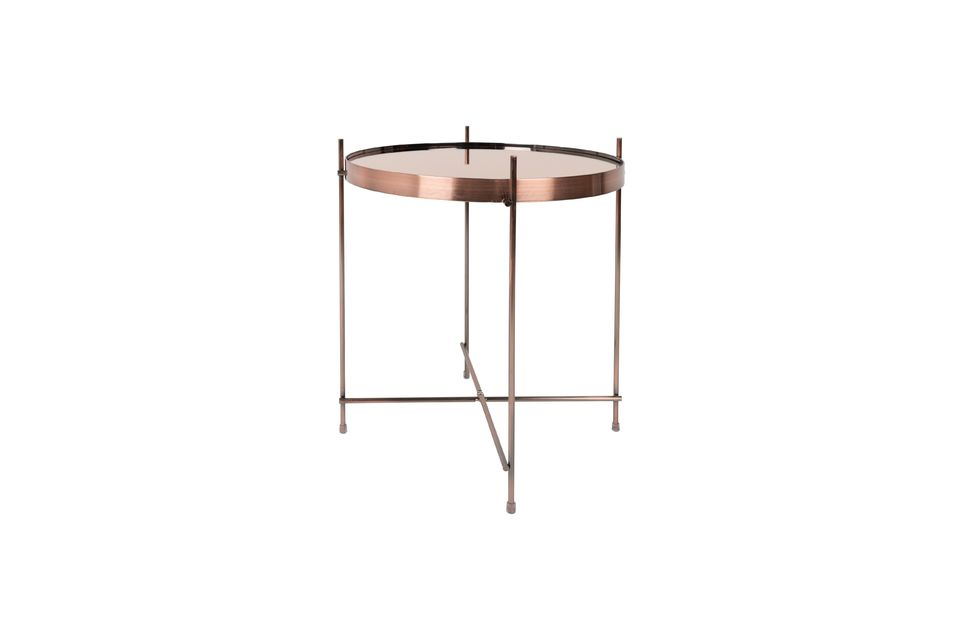 Table d'appoint Cupid Cuivre - 7