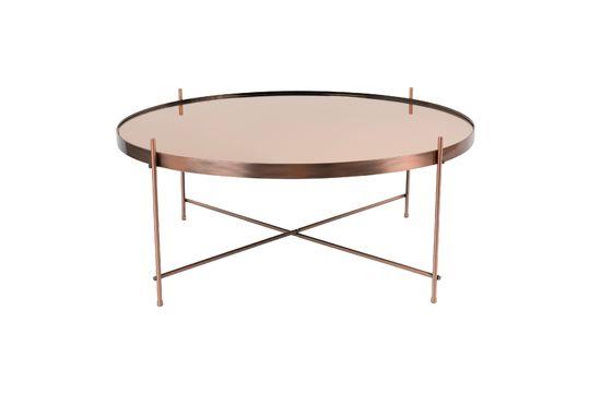 Table d'appoint Cupid XXL Cuivre Détouré