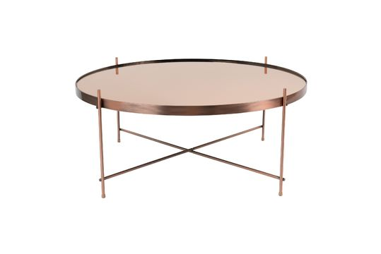 Table d'appoint Cupid XXL Cuivre