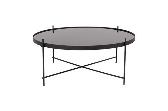 Table d'appoint Cupid XXL noire Détouré