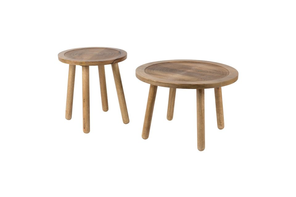 Table d'appoint Dendron L - 12