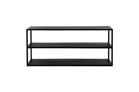 Table d'appoint Étagère Eszential Noir