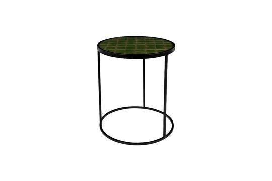 Table d'appoint Glazed Verte Détouré