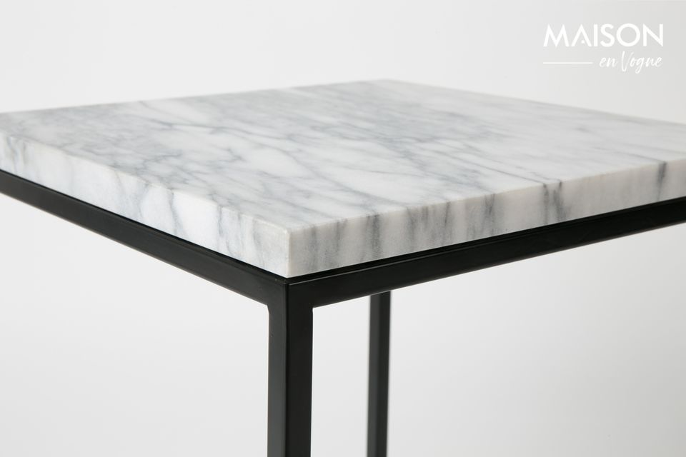Table d'appoint Marble Power - 7