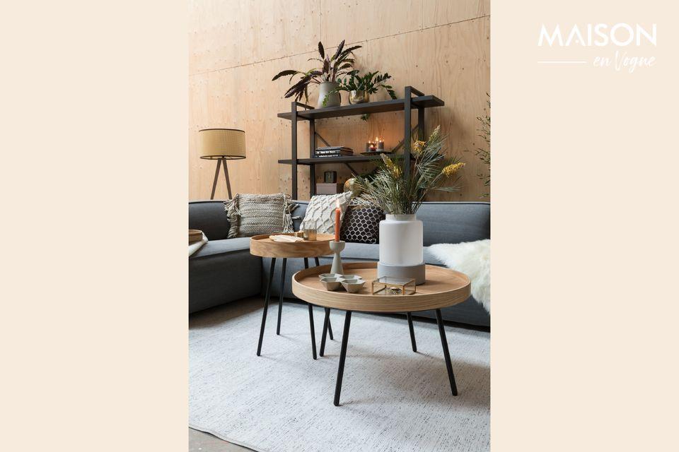 Une table pratique, belle et multi-fonction !