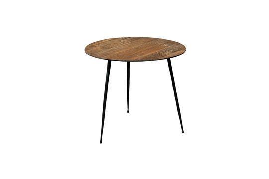 Table d'appoint Pepper marron 40 centimètres