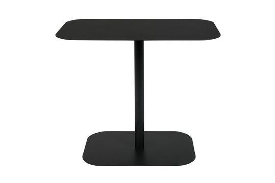 Table d'appoint Snow noire Détouré