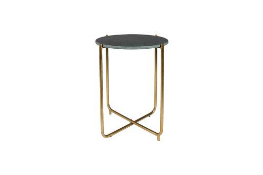 Table d'appoint Timpa en marbre vert Détouré