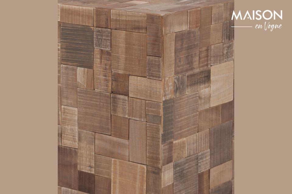 Cube parfait de 40 cm x 40 cm
