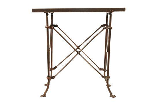 Table en métal Vanzy Détouré