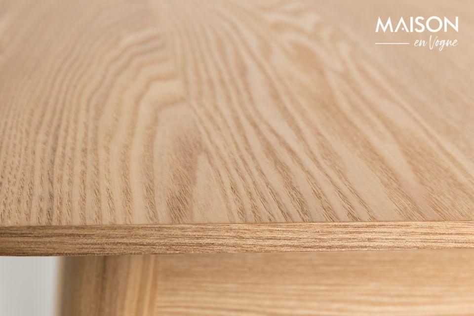 Table Glimps 120 162X80 Naturelle - 12
