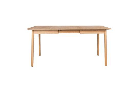 Table Glimps 120 162X80 Naturelle Détouré
