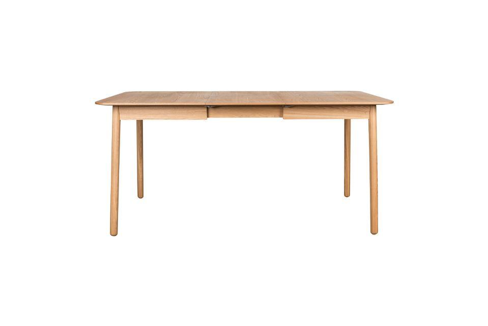 Table Glimps 120 162X80 Naturelle - 13