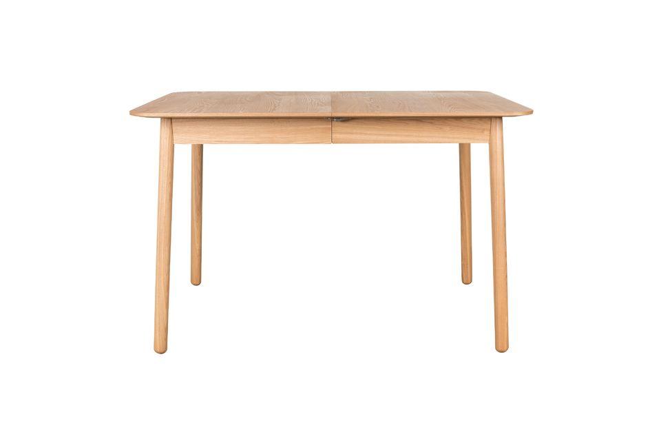 Table Glimps 120 162X80 Naturelle - 16