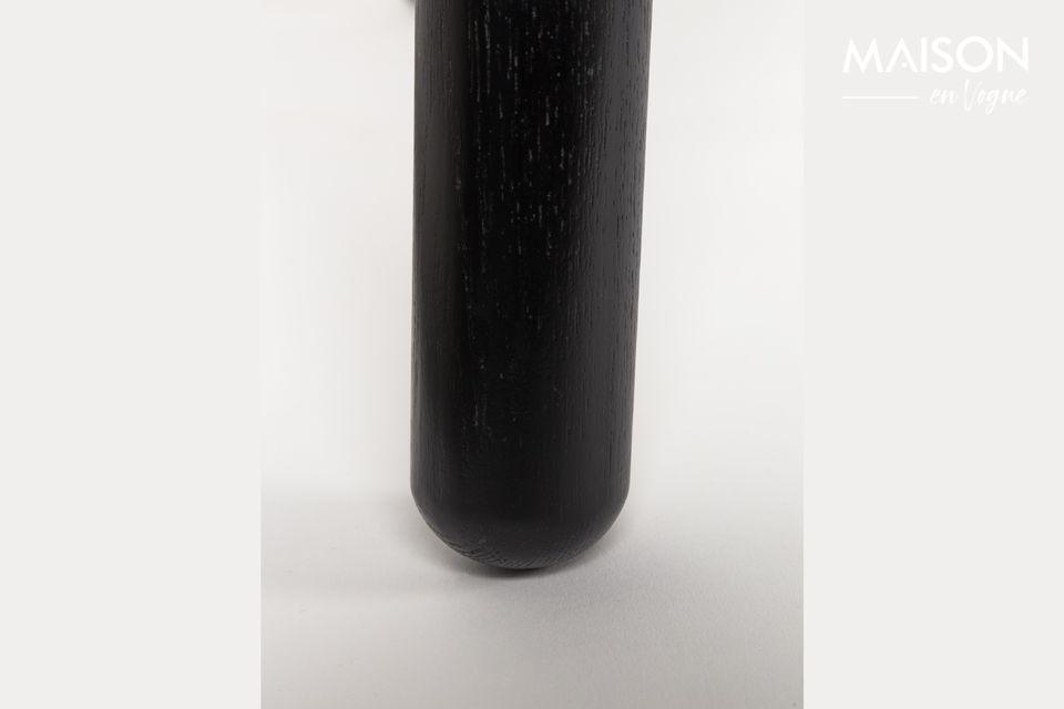 Table Glimps 120 162X80 Noire - 8