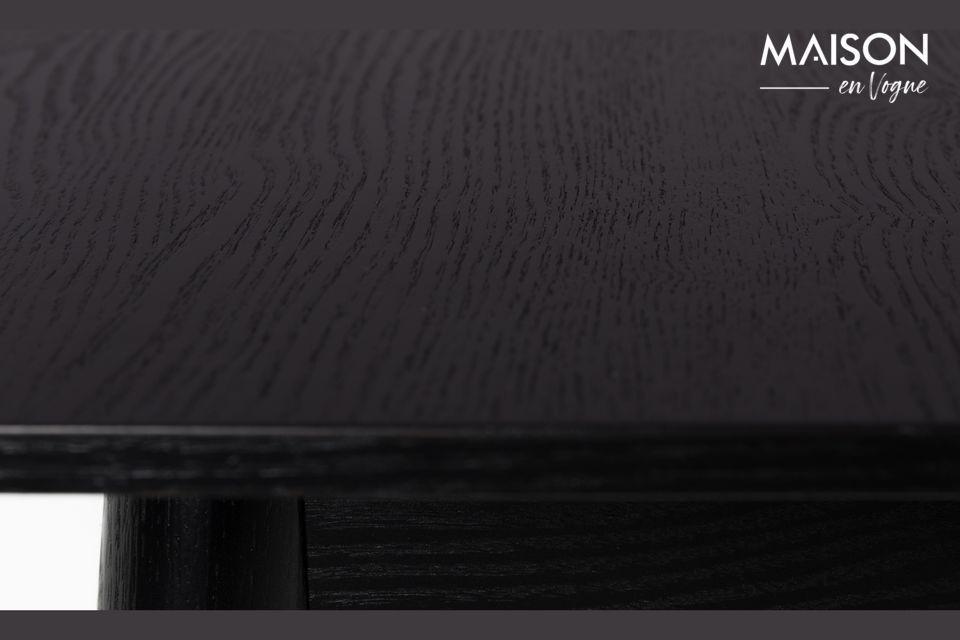 Table Glimps 120 162X80 Noire - 10