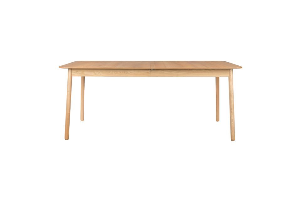 Table Glimps 180-240X90 Naturel - 13