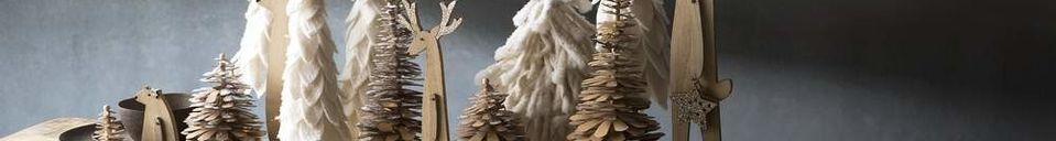 Mise en avant matière Table Legno en bois de manguier L 180 x W 60 x H 77 cm
