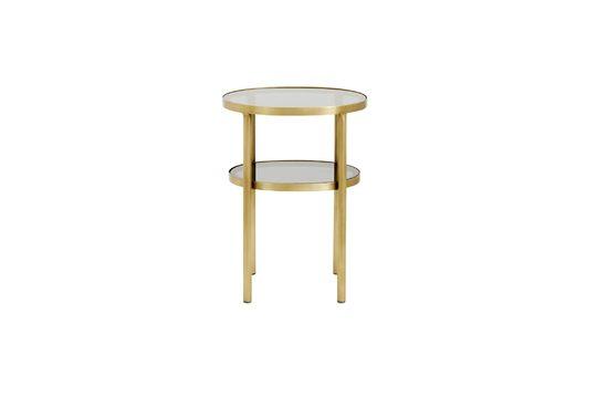 Table ovale Luxury en verre Détouré