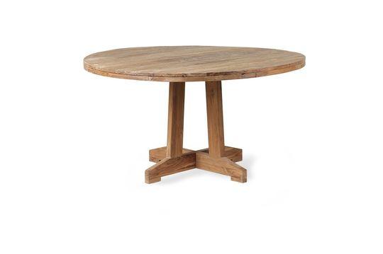 Table ronde Argancy en teck