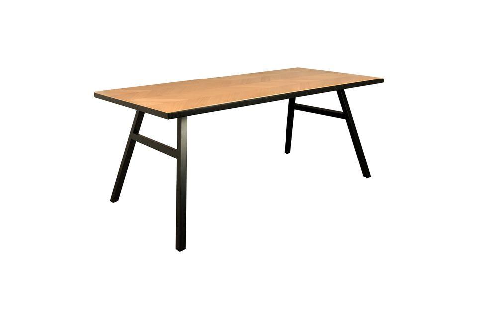 Table Seth 180X90 Chêne - 6