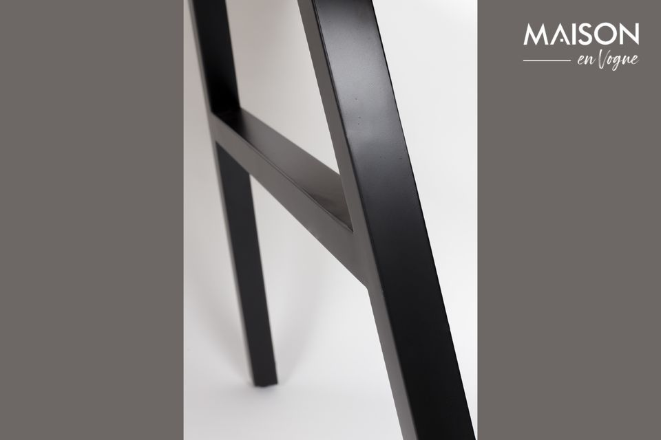 Table Seth 180X90 Noir - 5