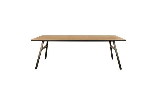 Table Seth 220X90 en chêne Détouré