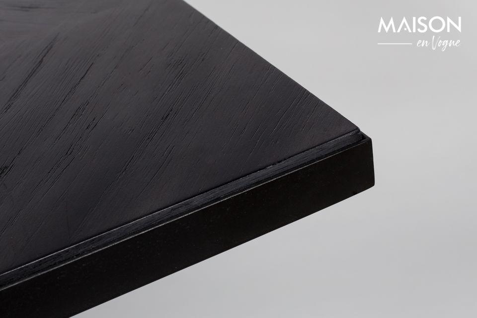 Table Seth 220X90 noire - 7