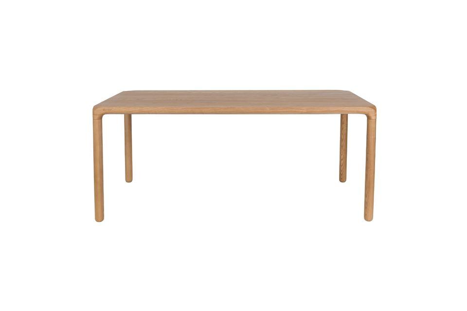 Table Storm 180X90 naturelle - 9