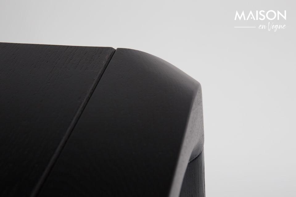 Table Storm 180X90 noire - 6
