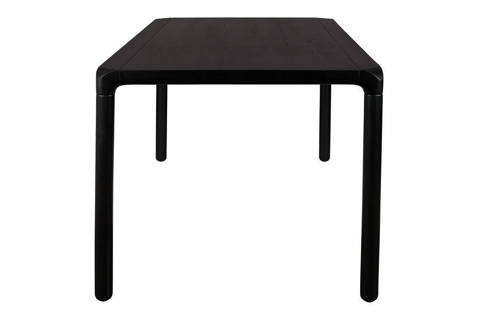 Table Storm 180X90 noire - 8
