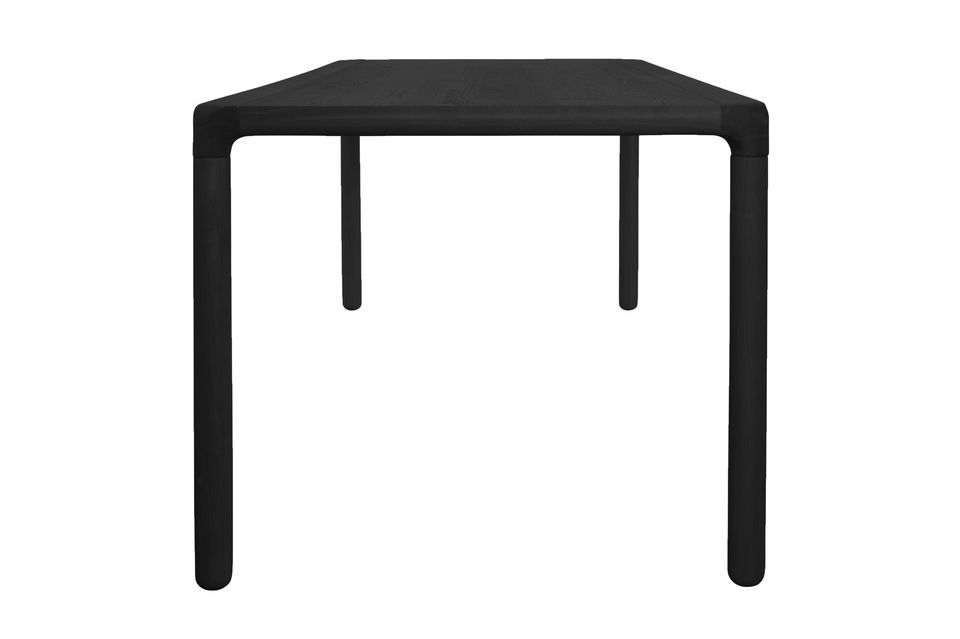 Table Storm 220X90 noire - 8