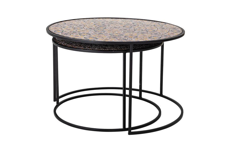 Ces deux tables d\'appoint