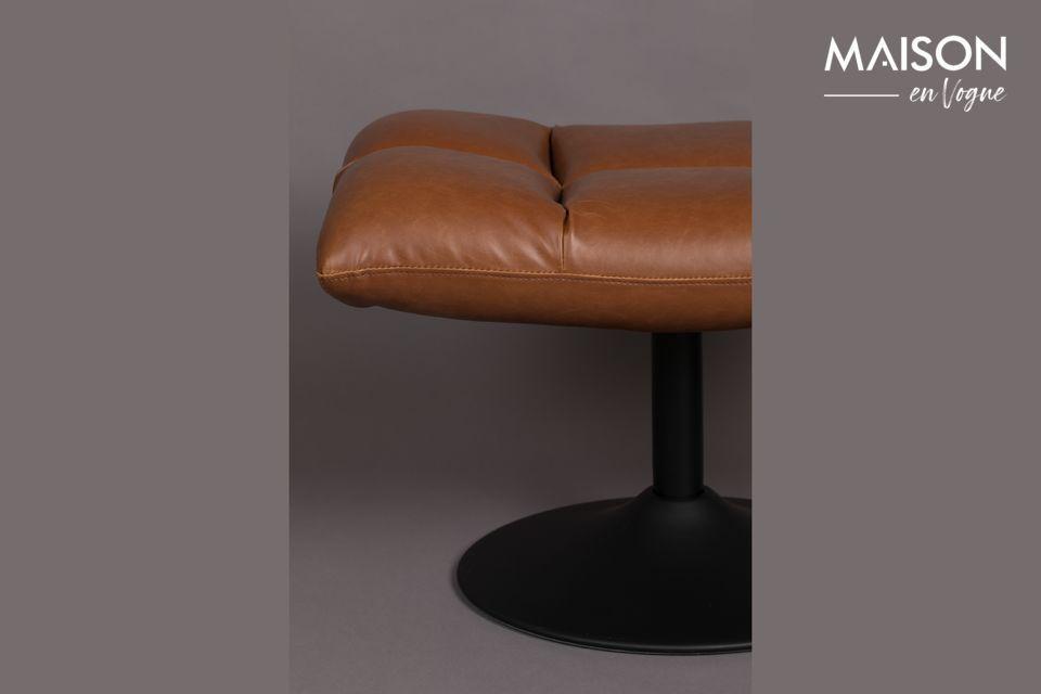 L\'assise est particulièrement confortable et moelleuse