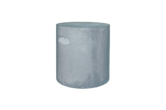 Tabouret Fiberflex gris clair