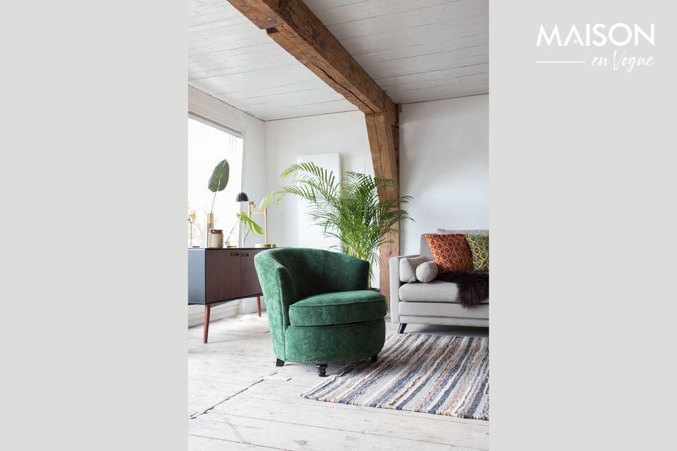 Le tapis Carve multi vous propose aujourd\'hui d\'oser le traditionnel et le luxe d\'un tapis de