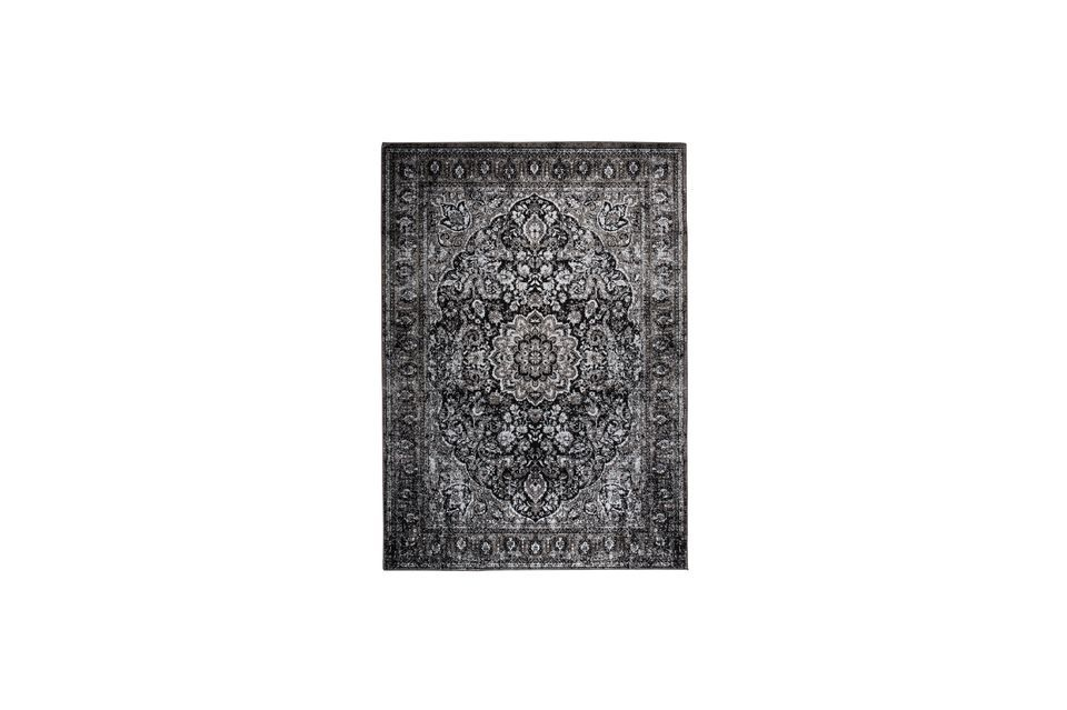 Tapis Chi Noir 160X230 White Label