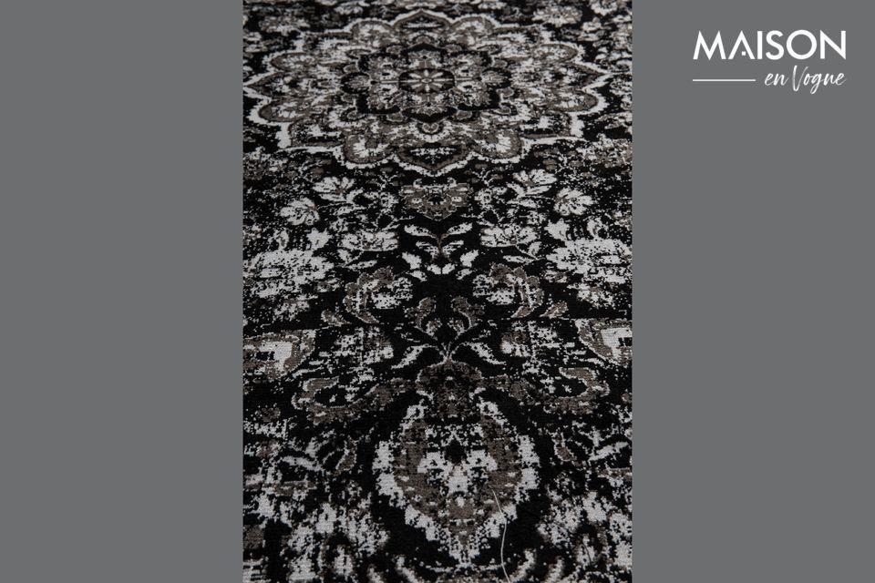 Tapis Chi Noir 160X230 - 8