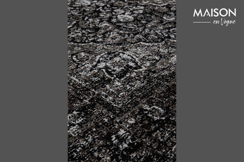 Tapis Chi Noir 160X230 - 10